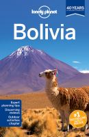 Bolivia / [written and researched by Greg Benchwick, Paul Smith].