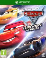 Cars 3 - Driven to win [Elektronisk resurs].
