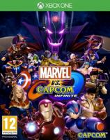 Marvel vs. Capcom - Infinite [Elektronisk resurs].