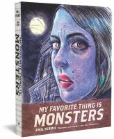 My favorite thing is monsters: Book 1.