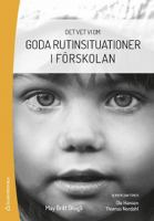 Goda rutinsituationer i förskolan
