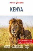 Kenya / author: Philip Briggs ; updated by Magdalena Helsztyńska-Stadnik.