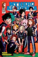 My hero academia: Vol. 4.