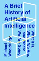 A brief history of artificial intelligence
